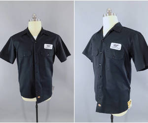 etsy, Miller High Life, and work shirt image