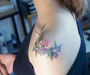 tattos, tatuajes, and tinta image