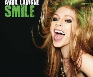 Avril Lavigne, smile, and goodbye lullaby image