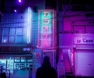 neon and aesthetic image