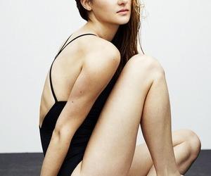 Shailene Woodley, shai, and divergente image