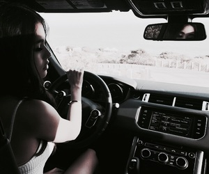madison beer and car image
