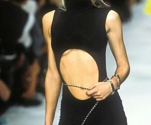 accessories, fashion, and karen mulder image