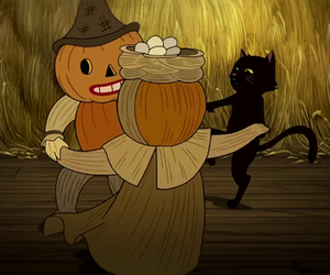 enoch, pumpkin people, and otgw image