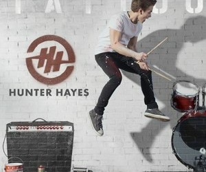 tattoo, hunter hayes, and storyline image