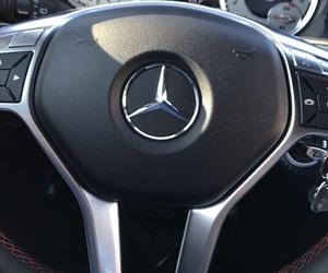 car, fendi, and mercedes image