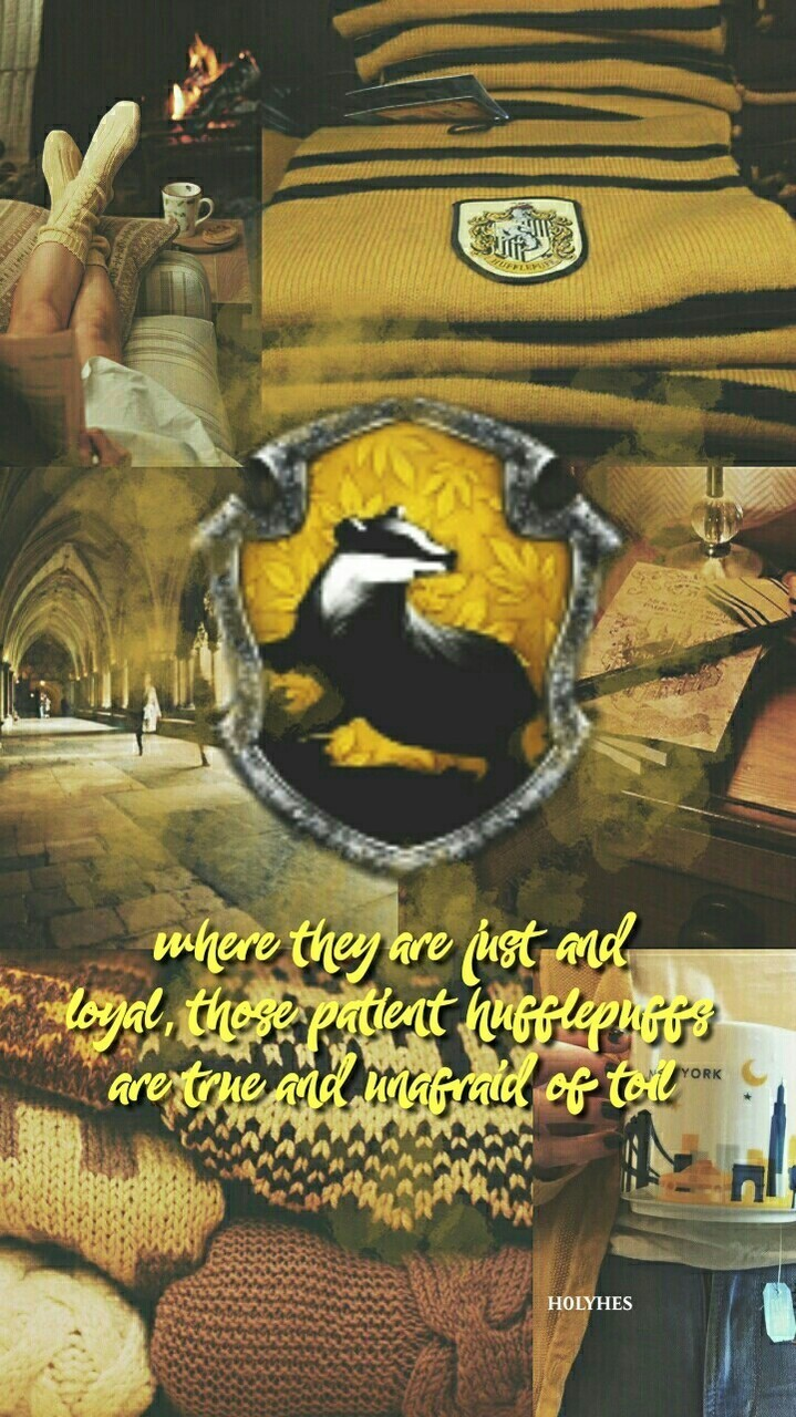 Hufflepuff Lockscreen By Wreckpoet On Twitter