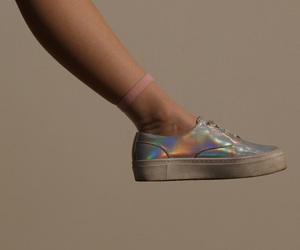 fashion, holographic, and lonely hearts club image