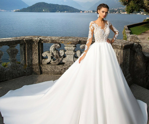 fashion, wedding, and beautiful image