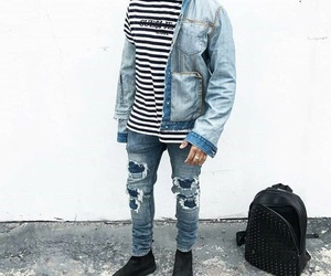 fashion and men's image