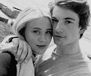 skam, william, and couple image