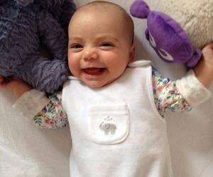 babies, purple, and cute image