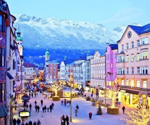austria, innsbruck, and winter image