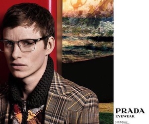 Prada and eddieredmayne image