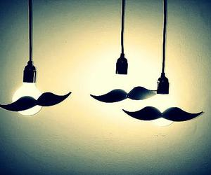 moustache and cute image