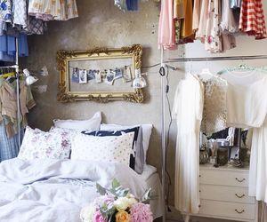 closet and dresses image