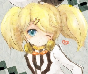 kagamine rin, reactor, and meltdown image