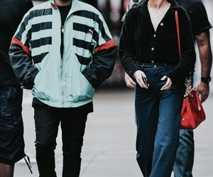 selena gomez, style, and the weeknd image