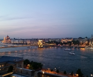 beauty, budapest, and city image