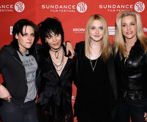 Cherie Currie, dakota fanning, and kristen stewart image