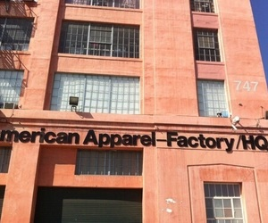 peach, american apparel, and aesthetic image
