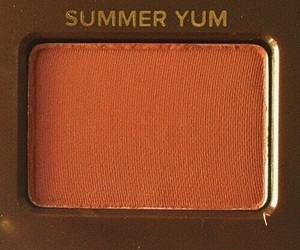 makeup, summer, and beauty image