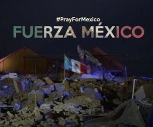 mexico, pray, and fuerza image