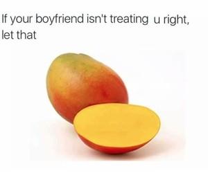 funny, lol, and mango image
