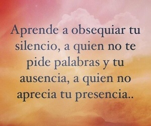 frases, quotes, and silence image
