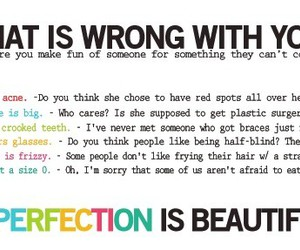 beautiful and imperfection image