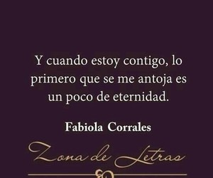 love, frases, and letras image