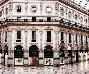 milan, architecture, and italy image