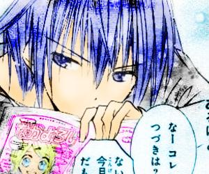 manga, shugo chara, and ikuto image