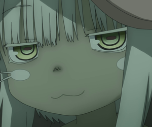 made in abyss and nanachi image