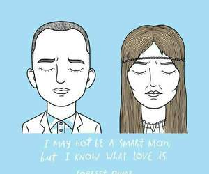 forrest gump and love image