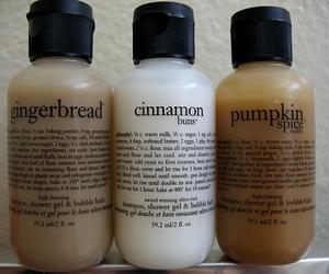 philosophy, gingerbread, and shower gel image