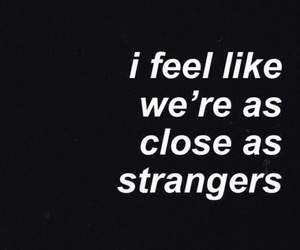 alone, ex, and strangers image