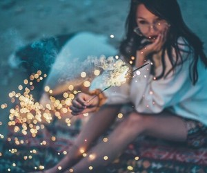 lights, brandon woelfel, and photography image