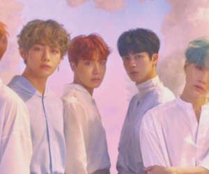 header, bts, and love yourself image