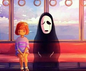 anime, fanart, and spirited away image