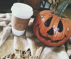 autumn, pumpkin, and Halloween image