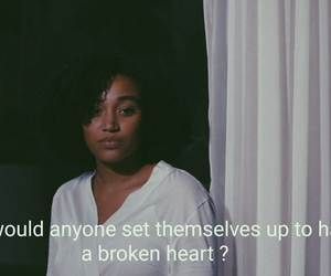 heartbroken, maddy, and quotes image