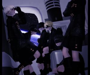 anime, boy, and 11s image