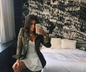 madison beer, beauty, and outfit image