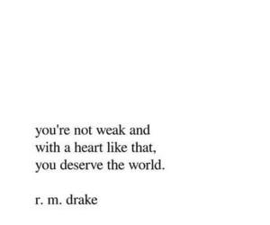 poem and weak image