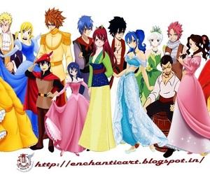 anime and disney image