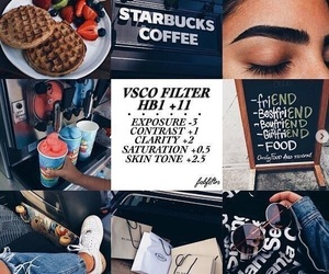 vsco, filter, and feed image
