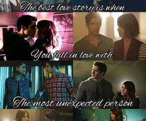 ship, teen wolf, and tyler posey image
