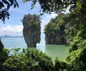 beautiful, rock, and thailand image
