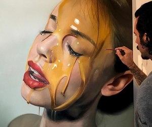 amazing, draw, and art image